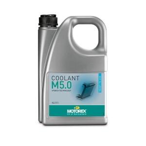 Antigel Motorex m5.0 - 4L - Ready to use