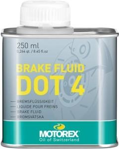 Lichid frana Motorex DOT 4 250ml