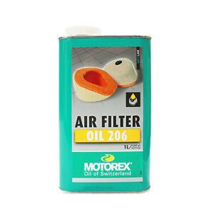 Ulei filtru aer MOTOREX 1L