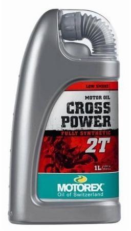 Ulei Motorex 2T Cross Power 1L