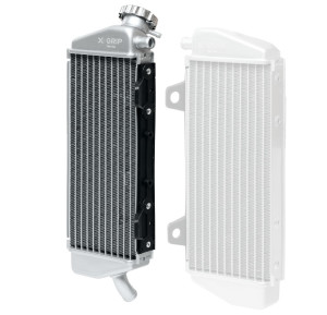 Radiator drept KTM 17-19 X-Grip