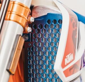 Radiator X-Grip KTM/Husqvarna 2020 Stanga