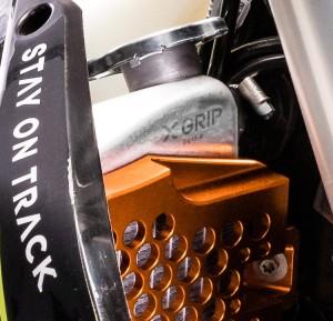 Radiator X-Grip KTM/Husqvarna 17-19 Dreapta