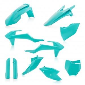 KIT PLASTICE COMPLET KTM 17-19 ACERBIS Teal