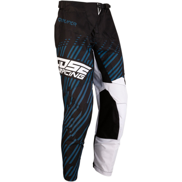 Pantaloni Moose Racing Qualifire Blue/White