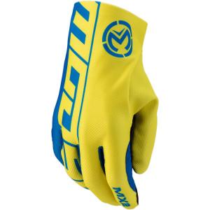 Manusi Moose Racing MX2 Blue/Yellow