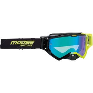 Ochelari Moose Racing XCR Hatch Black/Hi-Viz