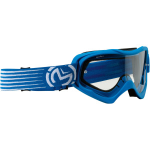 Ochelari Moose Racing Qualifier Slash Blue/White