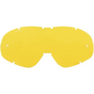 Lentile color Moose Racing Qualifier Yellow