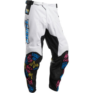 Pantaloni Thor Pulse Fastboyz White