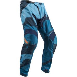 Pantaloni Thor Sector Camo Blue