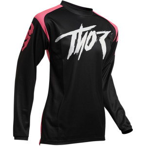 Tricou dama Thor Sector Link Pink