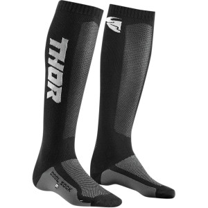 Sosete Thor MX Cool Black/Charcoal