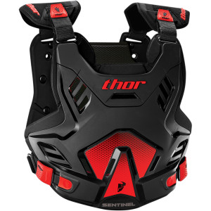 Armura copii THOR Sentinel GP Black/Red