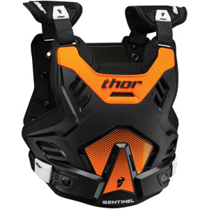 Armura copii THOR Sentinel GP Black/Orange