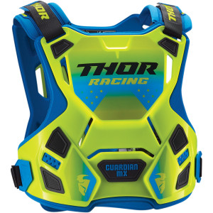 Armura copii Thor Guardian MX Fluo Green