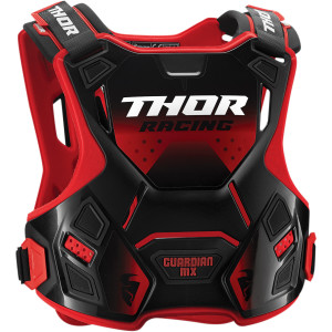 Armura copii Thor Guardian MX Black/Red