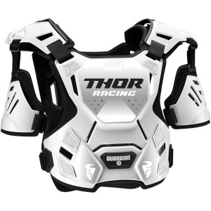Armura copii THOR Guardian White/Black
