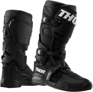 Cizme Thor Radial MX Black
