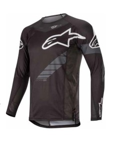 Tricou ALPINESTARS Techstar Graphite Black/Anthracite