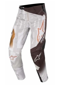 Pantaloni ALPINESTARS Techstar Factory METAL Gray/Black/Copper