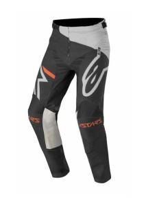 Pantaloni copii ALPINESTARS Racer Tech Compass Light Gray/Black