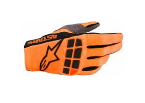 Manusi ALPINESTARS Racefend Orange Fluo/Black