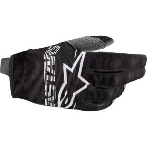 Manusi copii ALPINESTARS Radar Black/White