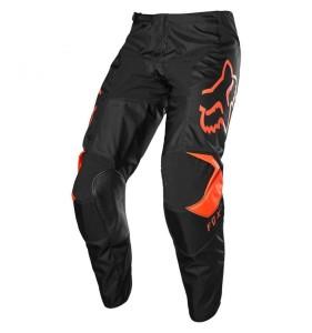Pantaloni Fox 180 Prix Black/Orange
