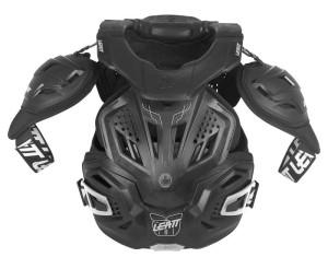Armura cu protecție gat LEATT FUSION 3.0 Black