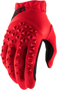 Manusi 100% AIRMATIC Red/Black