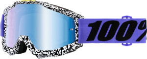 Ochelari 100% Accuri Brentwood Blue Mirror