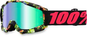 Ochelari 100% Accuri Chapter 11 Green Mirror