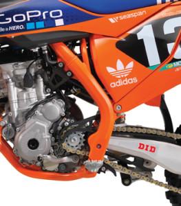 Protectie cadru KTM EXC/SX 17-20