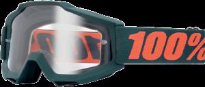 Ochelari 100% Accuri Gunmetal
