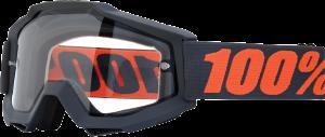 Ochelari 100% Accuri Gunmetal Enduro Mirror