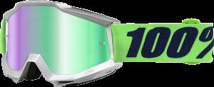 Ochelari 100% Accuri Nova Mirror Green