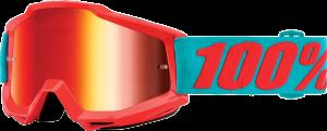 Ochelari 100% Accuri Passion Mirror Red