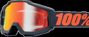 Ochelari 100% Matte Gunmetal - inclus lentila clara