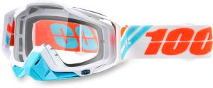 Ochelari 100% Racecraft Calculus Ice