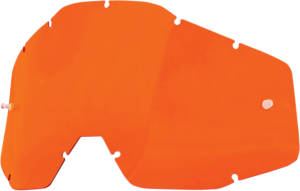 Lentila ochelari 100% Orange