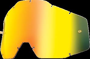 Lentila ochelari 100% Gold Mirror