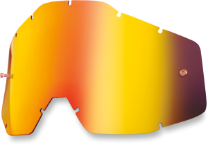Lentila ochelari 100% Red Mirror