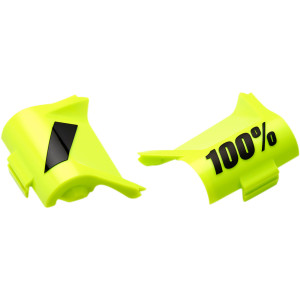 Aparator Canistra pentru Forecast sistem 100% Fluo Yellow