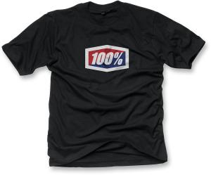 Tricou 100% Official Black