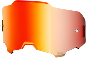 Lentila Ochelari 100% Armega Mirror Red