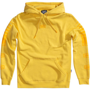 Hanorac 100% Solar Yellow