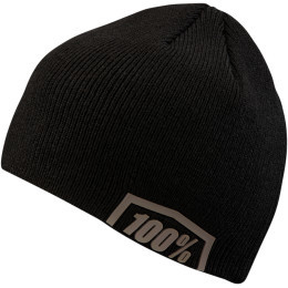 Caciula 100% Essential Black/Steel-gray
