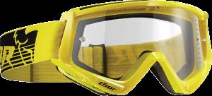 Ochelari THOR CONQUER Yellow/Black
