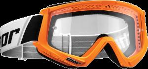 Ochelari THOR COMBAT Fluo Orange/Black